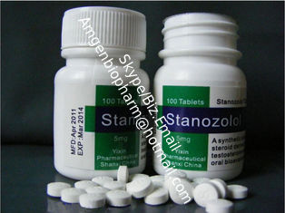 Çin Stanozolol 10mg / Tabs Legal Anabolic Steroids Tablet With GMP Certification Tedarikçi